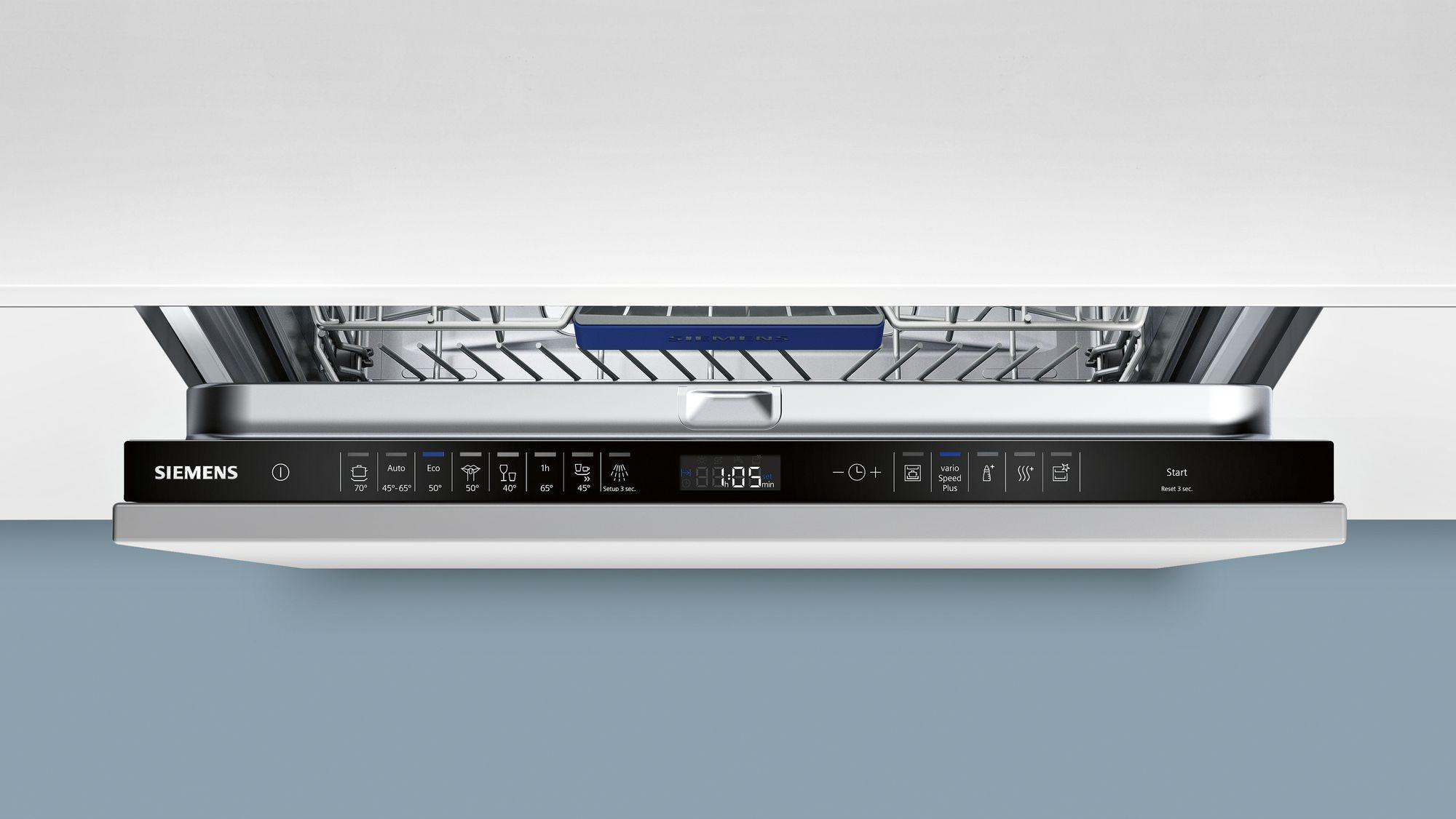 Lavastoviglie SIEMENS SN658D02ME da incasso su Brand-o Store