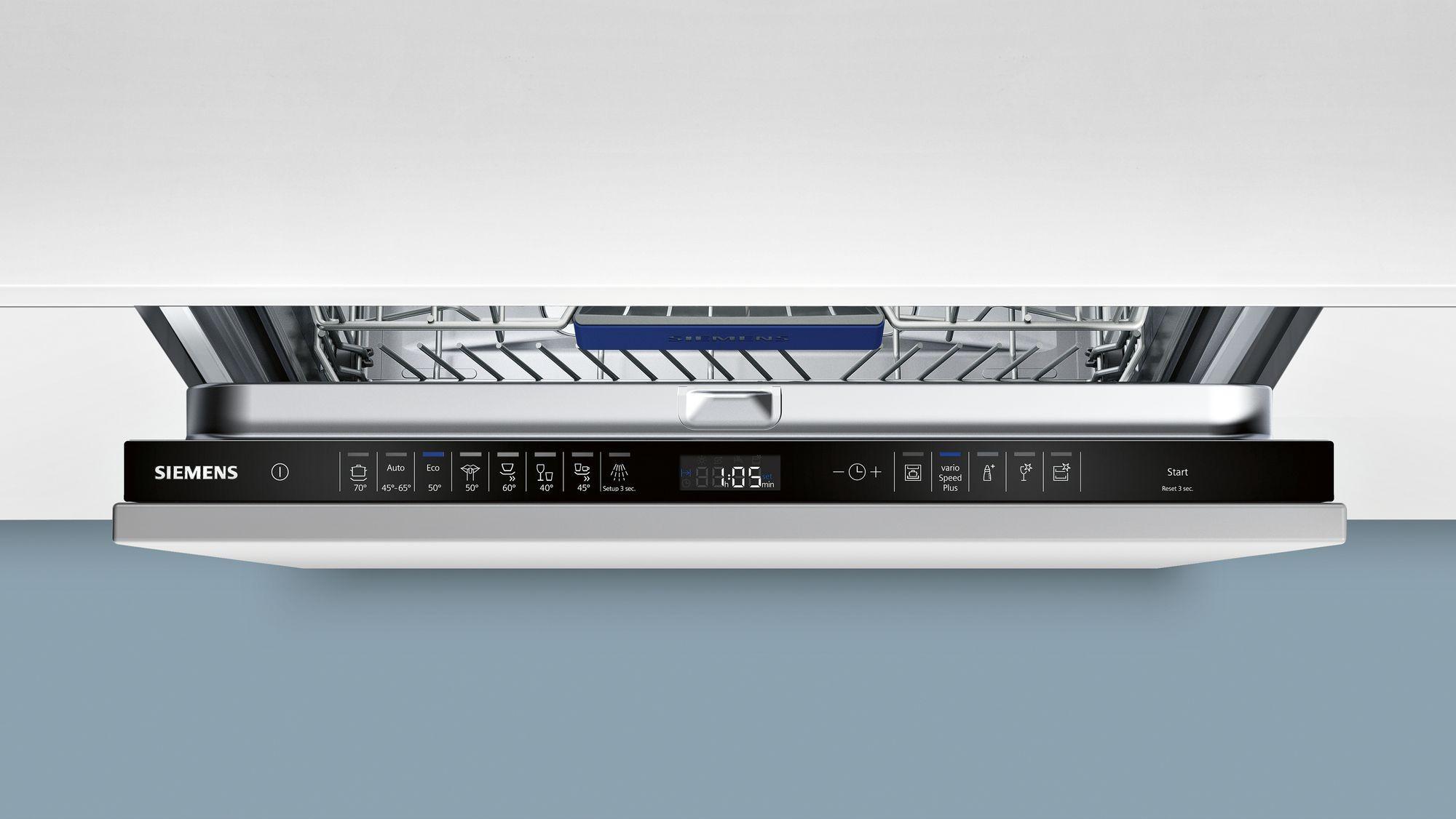 Lavastoviglie SIEMENS SN658X00ME da incasso su Brand-o Store!