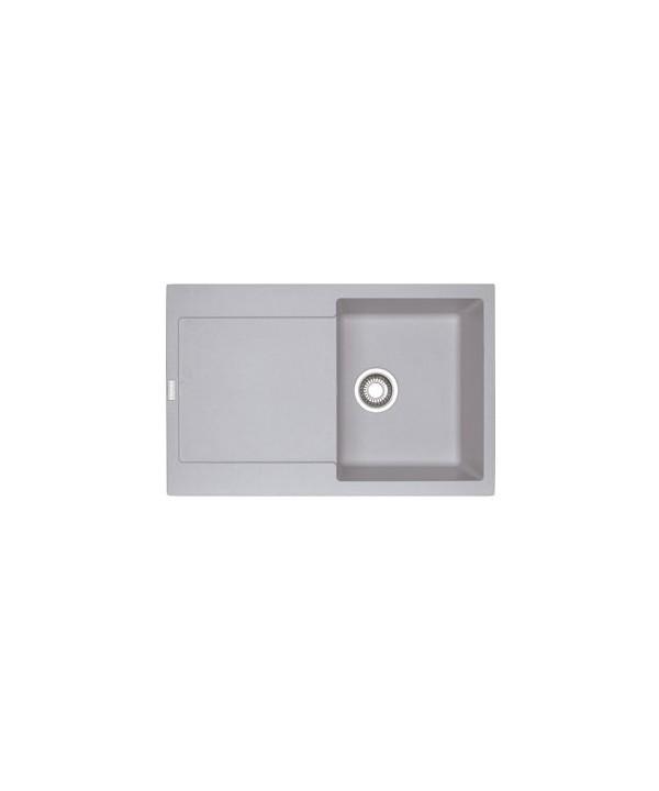 Lavello FRANKE Maris Fragranite MRG 611 Alluminio 78×50
