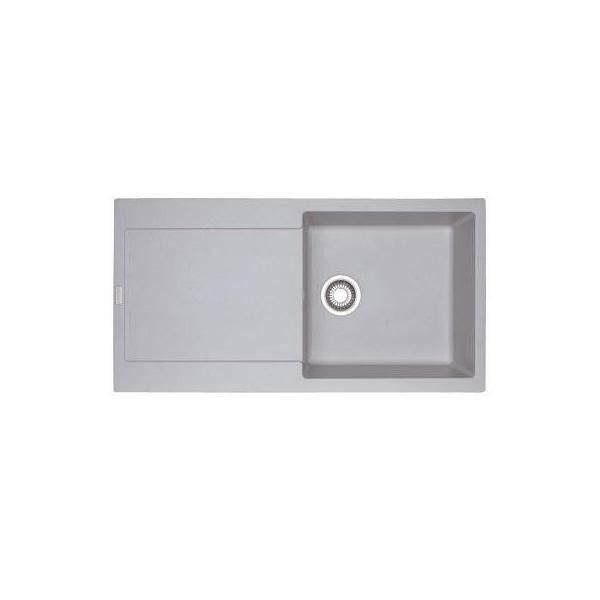 Lavello FRANKE Maris Fragranite MRG 611-L Alluminio 97x50